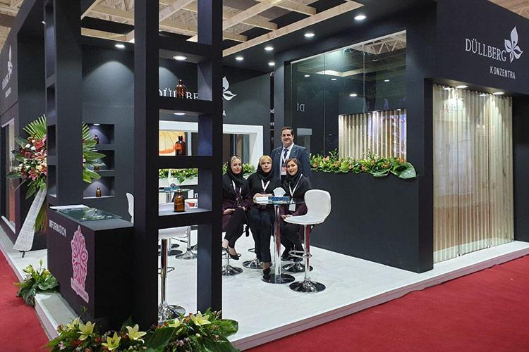 نمایشگاه بین المللی شوینده و آرایشی بهداشتی 98