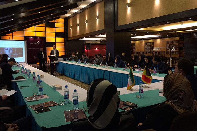 سمینار تخصصی کمپانی دالبرگ و نوین آسیا
